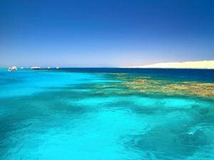 Meer-Aussicht