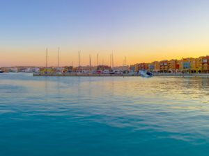 sunset marina hurghada