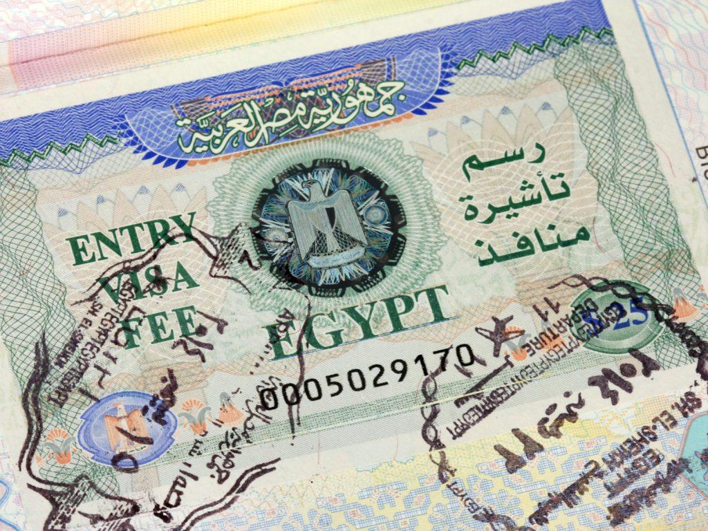 visa egypt