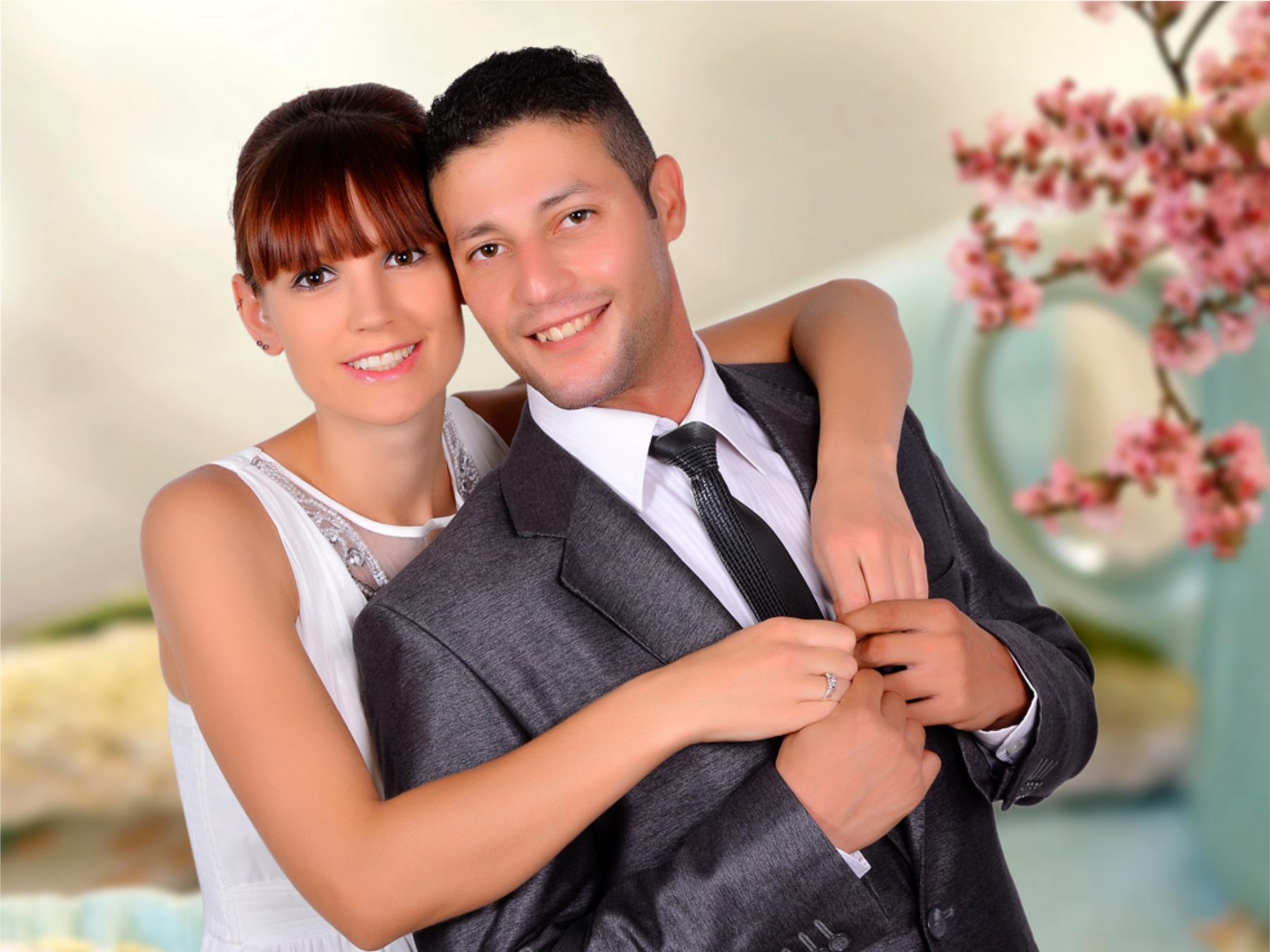 Heirat-in-Aegypten
