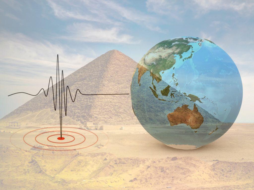 earthquake-pyramids