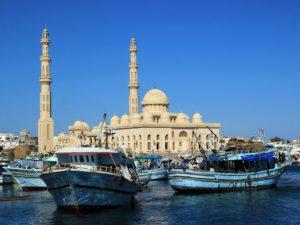 Der Wochenrückblick vom Roten Meer Hafen Hurghada