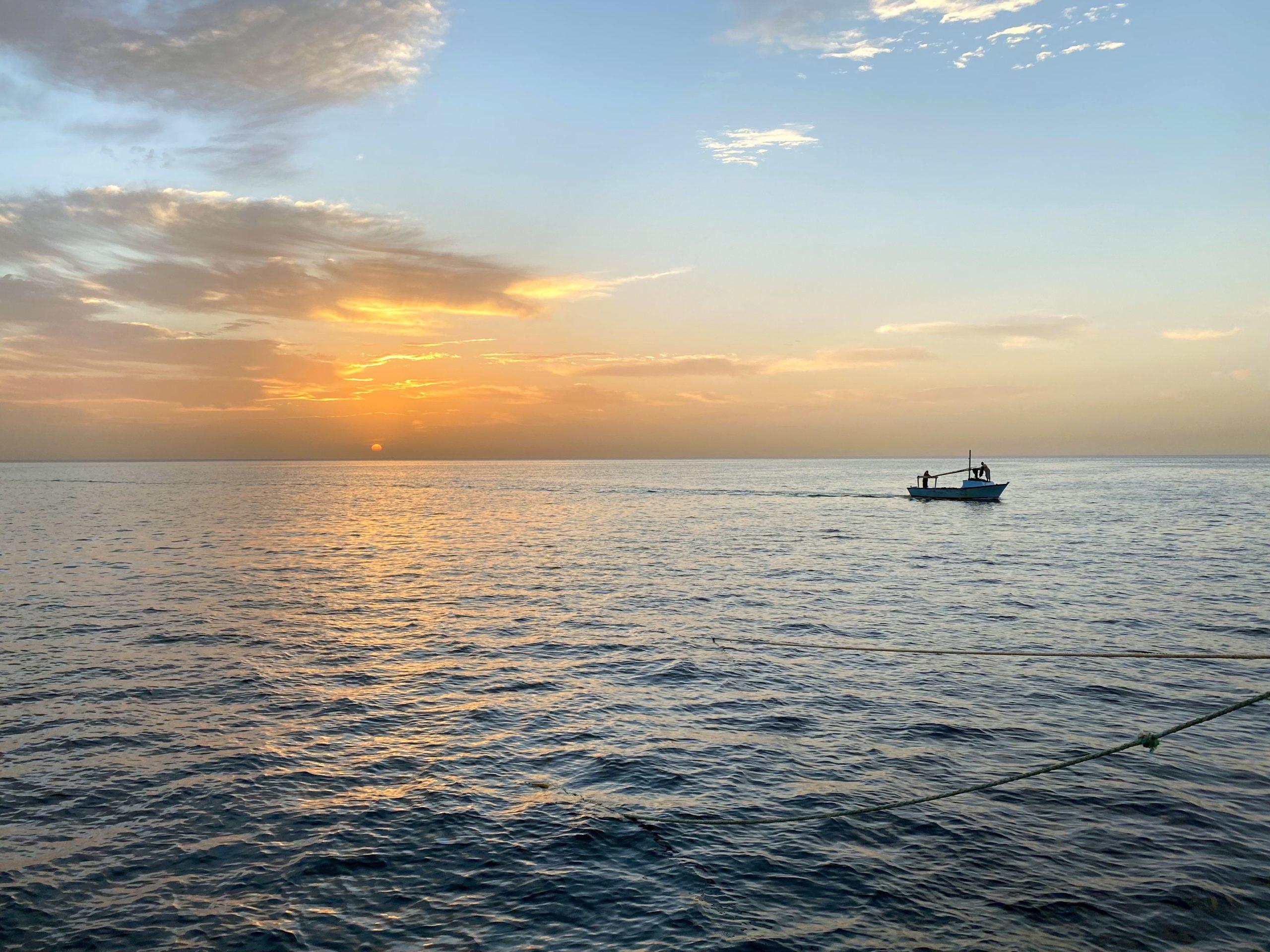 Bahlul Minisafari Sonnenuntergang
