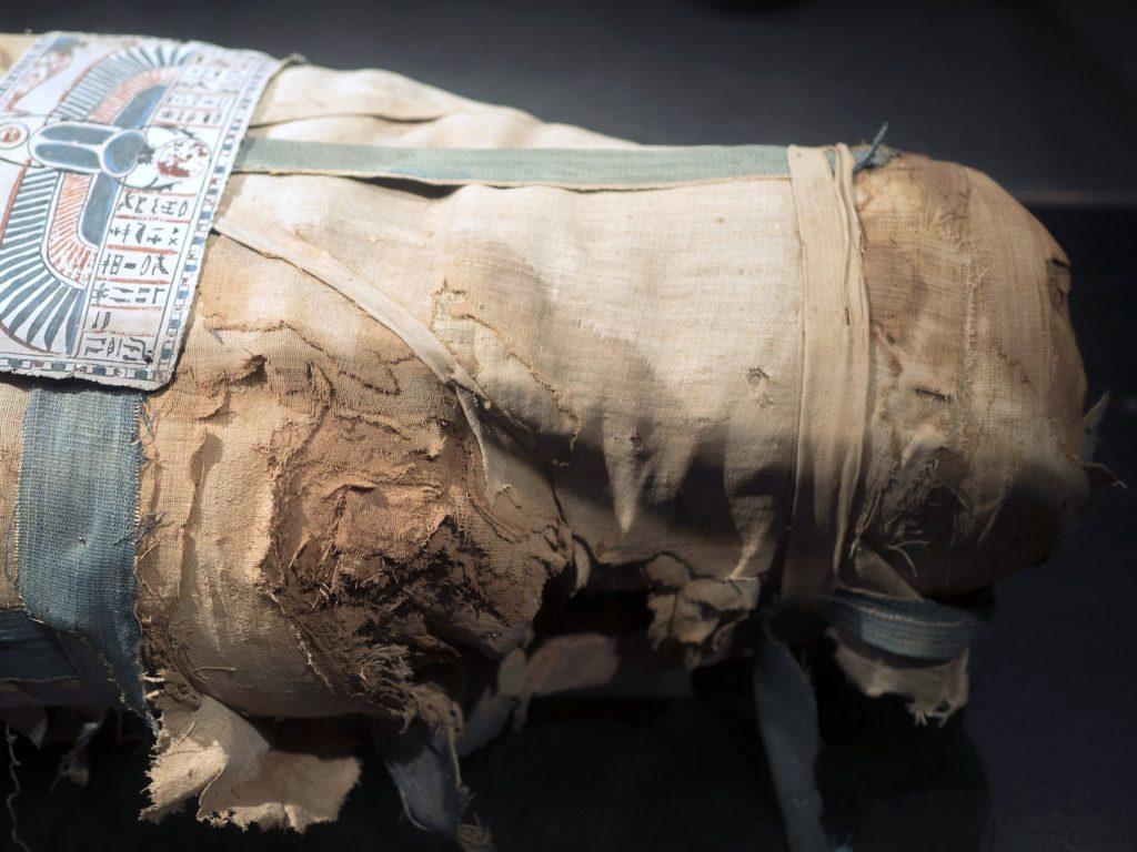 Mumie Ägypten