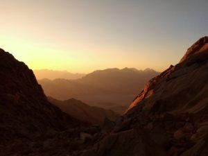 Berge Wüste Hurghada