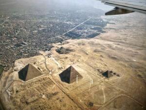Woche Ägypten Pyramiden