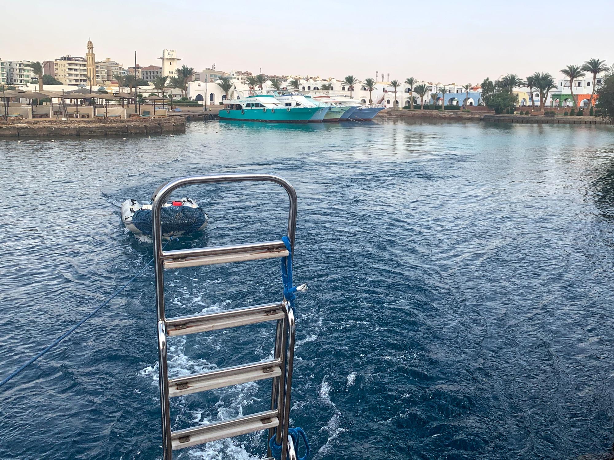 Am Samstag aus Hurghada: Der Rückblick