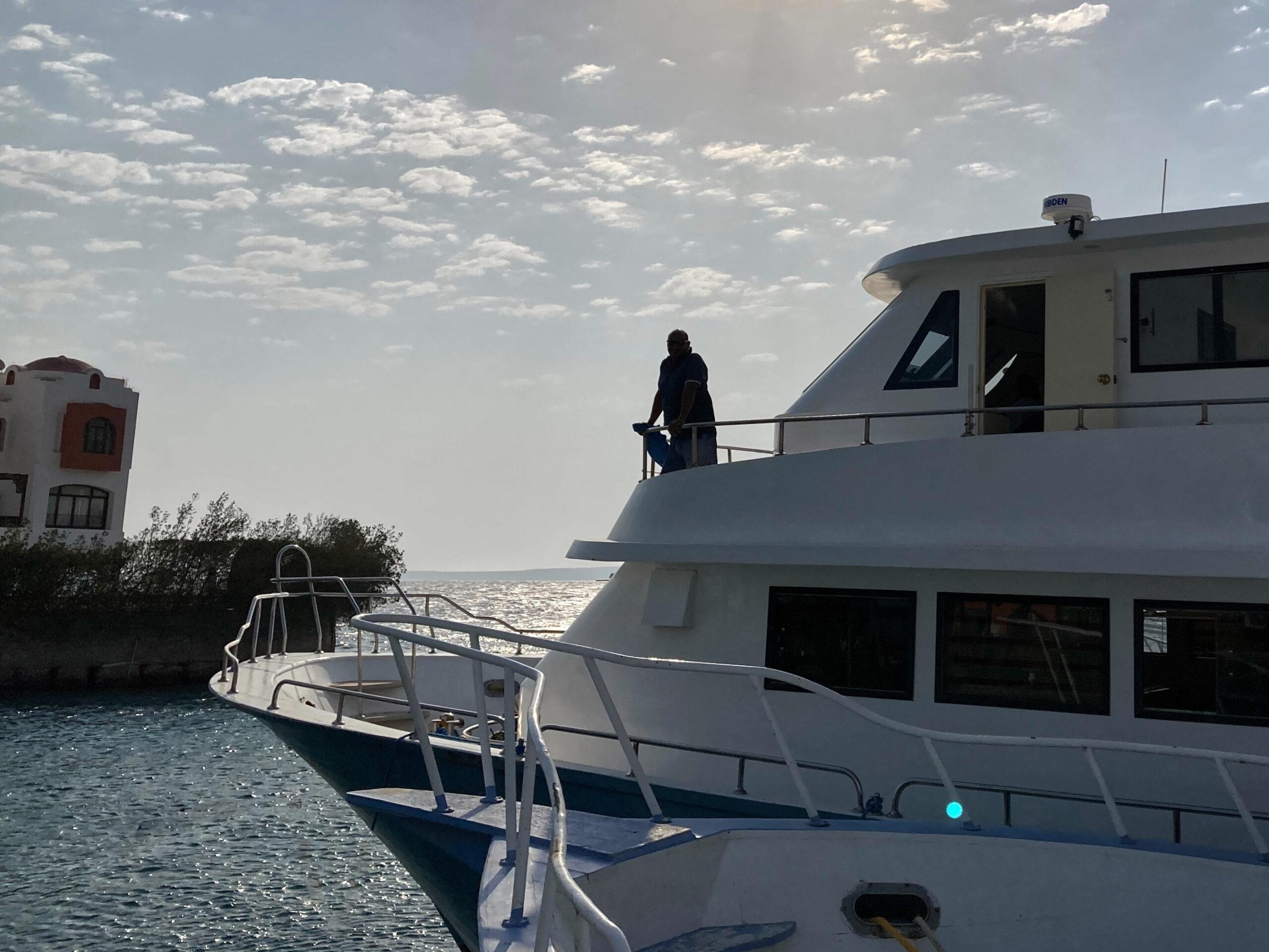 Der Wochenrückblick direkt vom Roten Meer